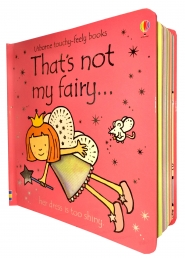 That's Not My Fairy (Touchy-Feely Board Books) Photo