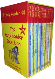 Horrid Henrys & Early Readers 20 Children's Books Collection Box Set Illustrated stories by Francesca Simon and Others