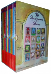 Shakespeare Childrens Story Collection 16 Books Photo