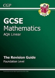 GCSE Maths AQA Revision Guide (with online edition Photo