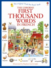 Usborne My First Thousand Words in French Photo
