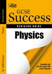 Letts GCSE Success Revision Guide Physics Book by Carol Tear