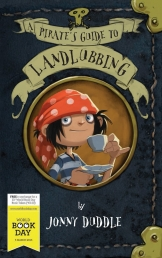 A Pirates Guide to Landlubbing World Book Day Photo