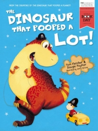 The Dinosaur That Pooped A Lot World Book Day by Tom Fletcher, Dougie Poynter
