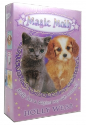 Holly Webb Magic Molly 6 Books Collection Children Photo