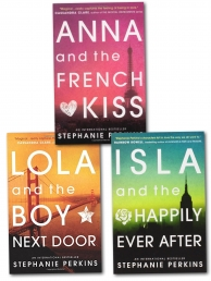 Anna French Kiss Stephanie Perkins 3 Books Photo