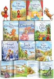 My Favourite Fairy tale Collection 8 Books Box Photo