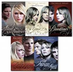 Richelle Mead Bloodlines 5 Books Collection Set Photo