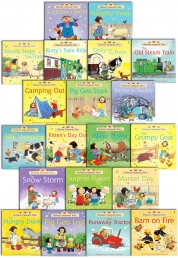 Usborne Farmyard Tales Story Collection 20 Books Photo