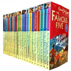 Enid Blyton FAMOUS FIVE Series 21 Book Photo