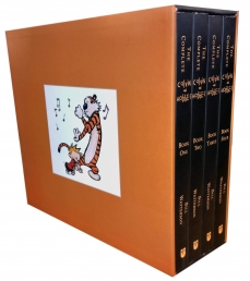 The Complete Calvin and Hobbes Children Collection Photo