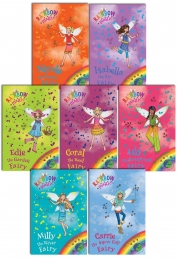 Rainbow Magic Series 12 Green Fairies - 7 Books Set Collection Pack (Books 78-84) by Daisy Meadows