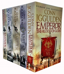 Conn Iggulden Emperor Series Collection 5 Books Se Photo