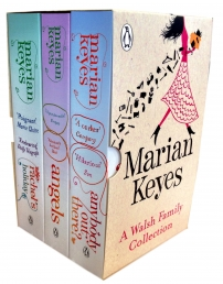 Marian Keyes A Walsh Family Collection 3 Books Box Photo