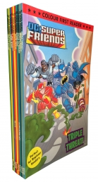 DC Super Color Friends First Readers Collection Photo