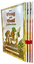 The Frog and Toad Collection 3 Books Box Set (I Ca Photo