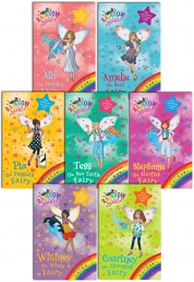 Rainbow Magic Series 13 Ocean Fairies (85 to 91) Photo