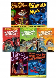 Diamond Brothers 7 Books Collection Photo