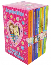 Jacqueline Wilson Forever Best Friends Collection Photo