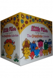 Little Miss Books Complete Collection Books Photo