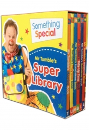 Something Special Mr Tumble's Super Library Collection 6 Books Set by Eggmont