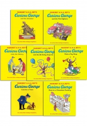 Curious George The Monkey Collection Photo