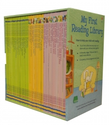 Usborne Very First Reading Library 50 Books Set Co Photo