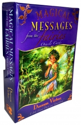 Magical Messages From The Fairies Oracle Cards Deck Doreen Virtue Psychic Read by Doreen Virtue
