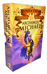Archangel Michael Oracle Cards Deck Doreen Photo