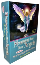 Messages from Your Angels Oracle Cards Deck Doreen Photo