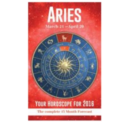 Your Horoscope 2016 Book 15 Month Forecast, Zodiac Sign, Future Reading, Tarot Aries by IN STOCK BRAND NEW FAST DELIVERY SENT WITH TRACKING AND INSURANCE VIA OUR LARGE UK WAREHOUSE