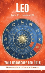 Your Horoscope 2016 Book 15 Month Forecast, Zodiac Sign, Future Reading, Tarot Leo by Igloo Books
