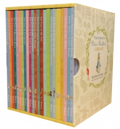 Beatrix Potter Books Peter Rabbit Library Collection 23 Books Box Set Photo