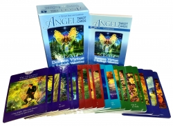 Angel Tarot Cards Oracle Deck Doreen Virtue & Radl Photo