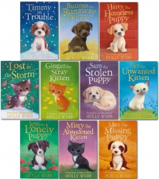 Holly Webb - Series 1 - Puppy and Kitten 10 Books Photo