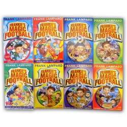 Frankies Magic Football Frank Lampard 8 Books Coll Photo
