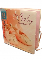 My Baby Record Book (Pink) by Hinkler Editors