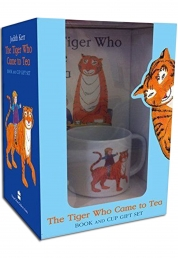 The Tiger Who Came to Tea Book and Cup Box Gift Set by Judith Kerr