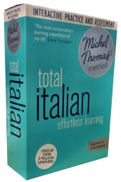 Total Italian with the Michel Thomas Method inc Pr Photo