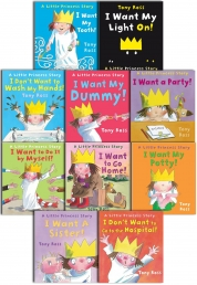 A Little Princess Story Collection Tony Ross 10 Book Set Series 1 Photo