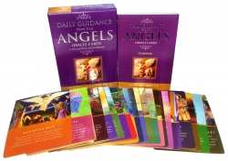 Daily Guidance from Your Angels Tarot Cards Oracle Photo