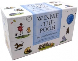 Winnie the Pooh Complete Collection 30 Books Box Set Photo