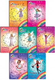 Rainbow Magic Series 15 Showtime Fairies (99-105) Photo