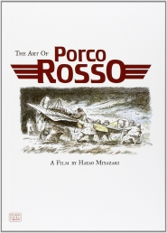 The Art Of Porco Rosso (Studio Ghibli Library) by Hayao Miyazaki