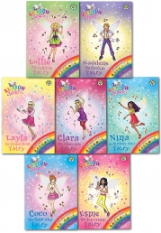 Rainbow Magic Series 19 Sweet Fairies (127-133) Photo