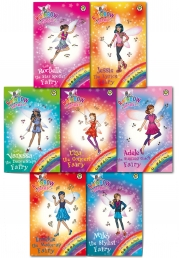 Rainbow Magic Series 17 Pop Star Fairies (113-119) Photo
