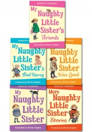 My Naughty Little Sister Collection 5 Books Set Photo