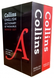 Collins Children English Dictionary and Thesaurus Photo