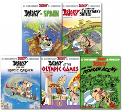 Asterix Series 1 Collection Photo