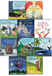 Julia Donaldson Picture Book Collection 10 Books Photo